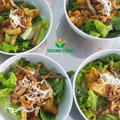 Suất ăn công nghiệp tại KCN Nhơn Trạch 1 đồng nai