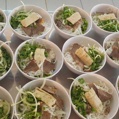 Cung cấp suất ăn công nghiệp tại Biên Hòa