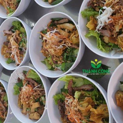 Suất ăn công nghiệp tại KCN Long Đức Đồng Nai