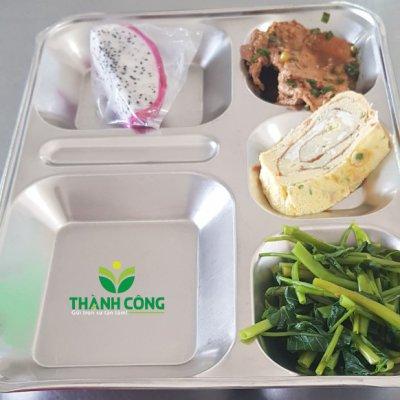 Suất ăn công nghiệp tại KCN Biên Hoà đồng nai
