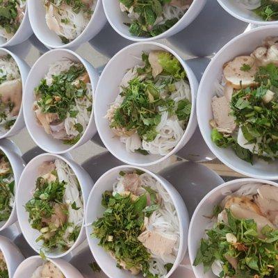 Suất ăn công nghiệp KCN Dầu Giây Đồng Nai