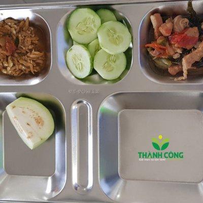 Suất ăn công nghiệp KCN Long Bình
