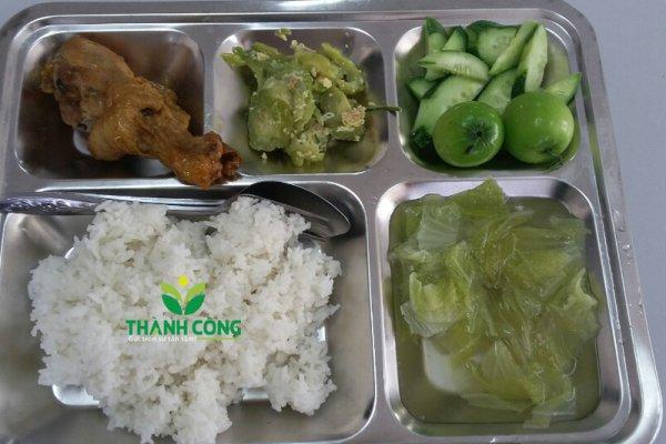 Suất ăn công nghiệp huyện Vĩnh Cửu Đồng Nai