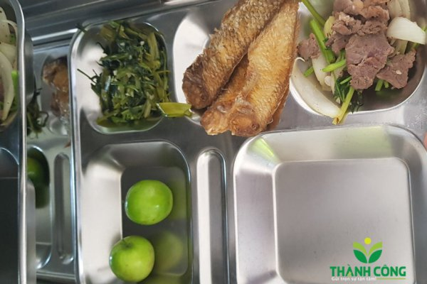 Đơn Vị Bếp Ăn Công Nghiệp Tại Đồng Nai Uy Tín